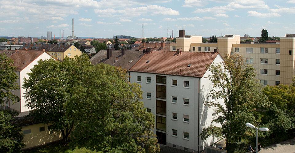Loft über den Dächern Nürnbergs
