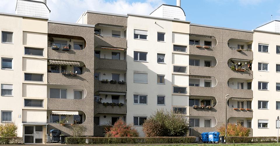 Moderne Single-Wohnung im Grünen